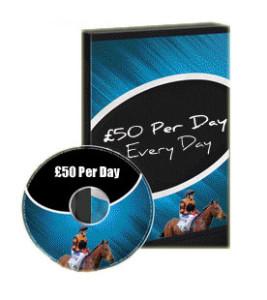 The £50 Per Day Betfair Method Peter Butler